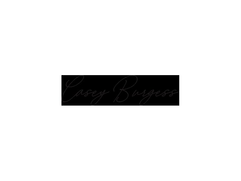 Casey Burgess Blog Logo