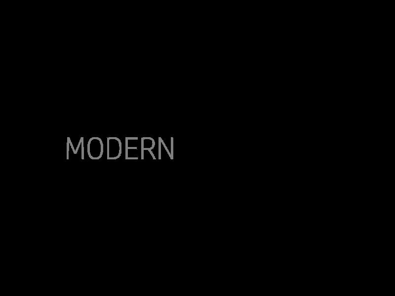 Modern Australian Logo